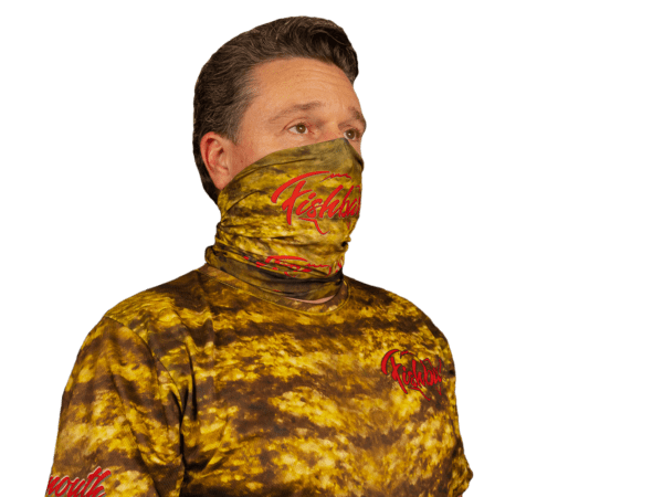 Small Mouth Bass Gaiter