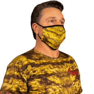 Small Mouth Bass Mask